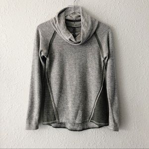 KUHL Wool Blend High Cowl Neck Sweater XS